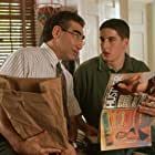 Jason Biggs and Eugene Levy in American Pie (1999)
