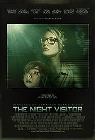 Brianne Davis and Hudson Pischer in The Night Visitor (2013)