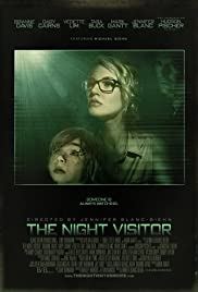 The Night Visitor Poster