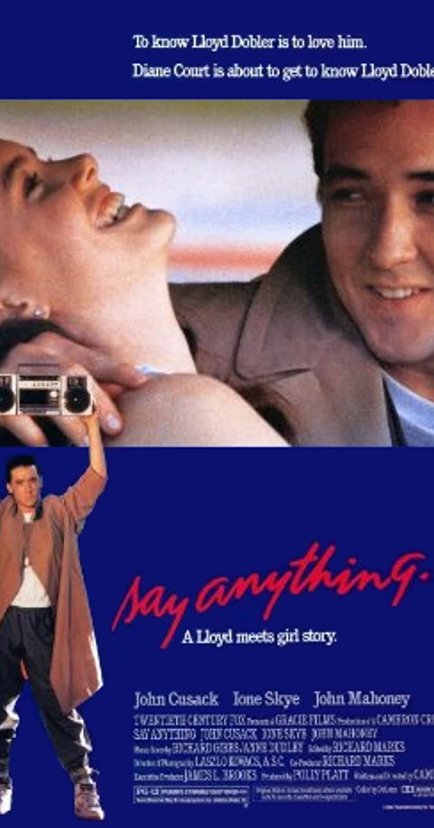 Say Anything (1989) - IMDb