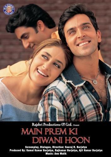 Main Prem Ki Diwani Hoon 2003 Imdb While the music is composed by anu malik, the movie is directed by sooraj r. main prem ki diwani hoon 2003 imdb
