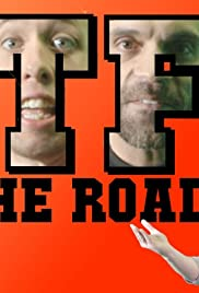 PSA: Get the Fuck Out of the Road Poster