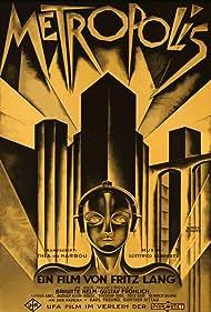 Brigitte Helm in Metropolis (1927)