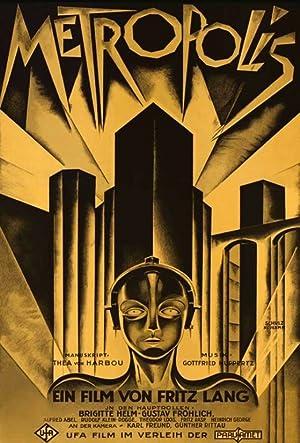 Metropolis (1927) • FUNXD.site
