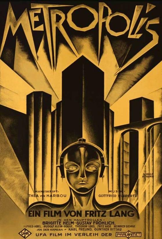 Metropolis (1927) BluRay 720p & 1080p