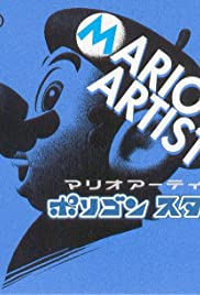 Mario Artist: Polygon Studio Poster