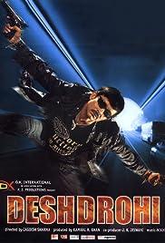 Desh Drohi Poster