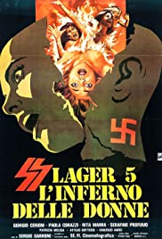 SS Lager 5: L'inferno delle donne Poster