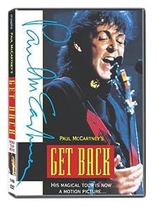Paul McCartney's Get Back UK