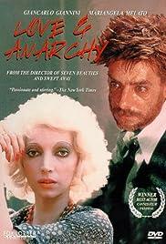 Film d'amore e d'anarchia, ovvero 'stamattina alle 10 in via dei Fiori nella nota casa di tolleranza...' Poster