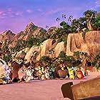 Sean Penn, Kate McKinnon, Anthony Padilla, Maya Rudolph, Jason Sudeikis, Danny McBride, Keegan-Michael Key, Josh Gad, and Ian Hecox in Angry Birds (2016)