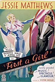 First a Girl (1935) Poster - Movie Forum, Cast, Reviews