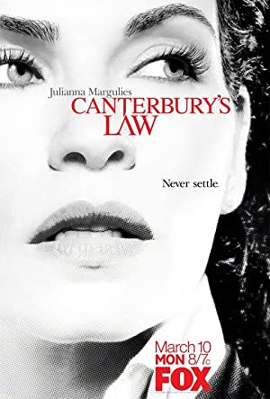 Where to stream Canterbury's Law
