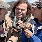 Jack Black, Rashida Jones, and Tim Blake Nelson in The Big Year (2011)