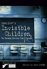 America's Invisible Children: The Homeless Education Crisis in America Poster