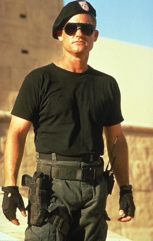 Kurt Russell in Stargate 1994