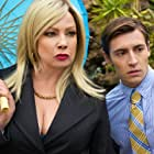 Traci Lords and Eric D'Agostino in Steam Room Stories: The Movie! (2019)