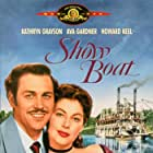 Ava Gardner and Howard Keel in Show Boat (1951)
