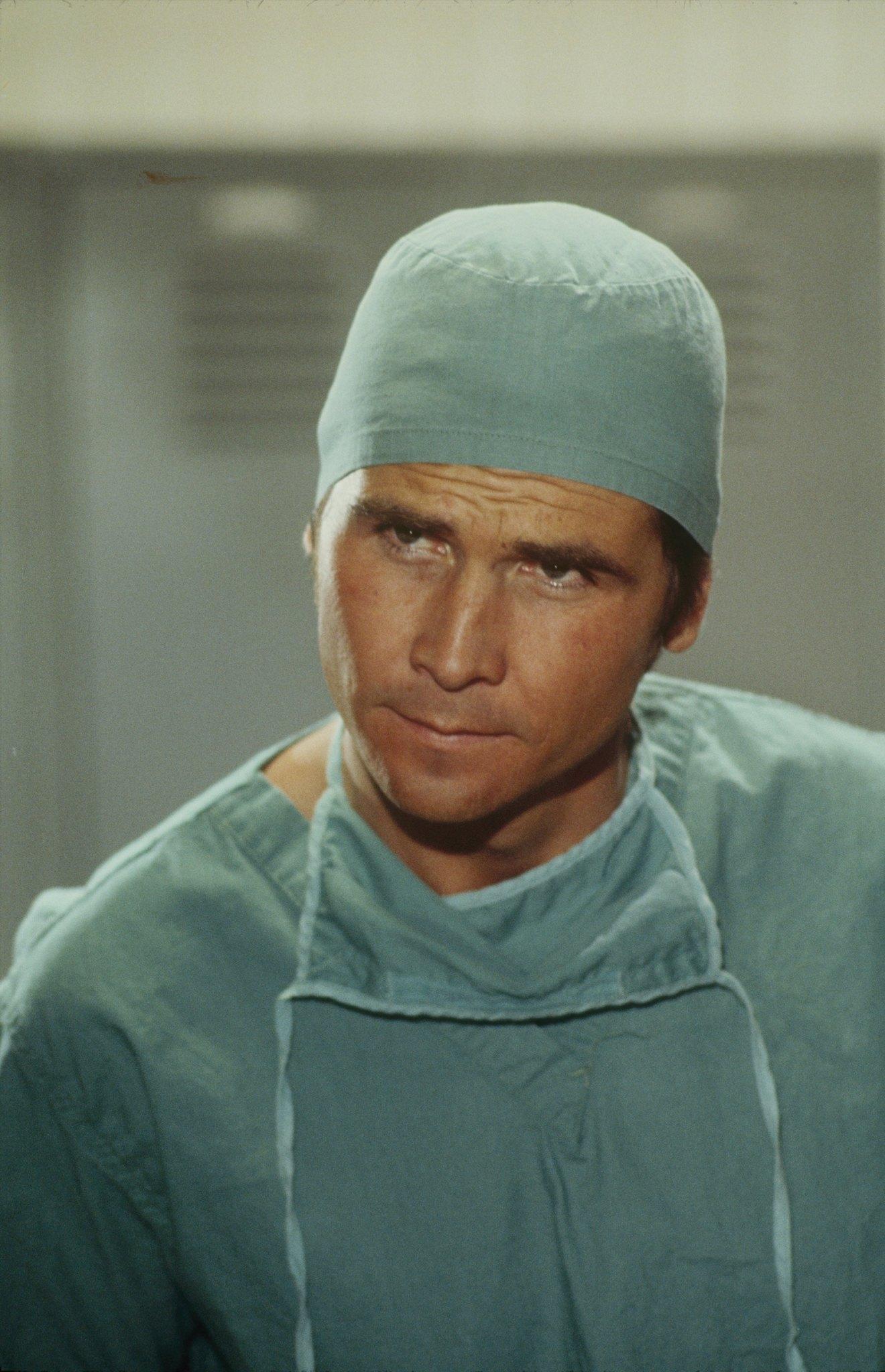 James Brolin in Marcus Welby, M.D. (1969)
