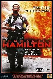 Commander Hamilton Poster
