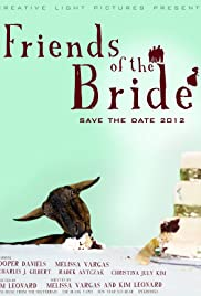 Friends of the Bride Poster