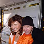 Mary Steenburgen and Donnie Wahlberg at an event for Marilyn Hotchkiss' Ballroom Dancing & Charm School (2005)