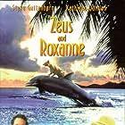Steve Guttenberg, Kathleen Quinlan, Majandra Delfino, Jessica Howell, and Miko Hughes in Zeus and Roxanne (1997)