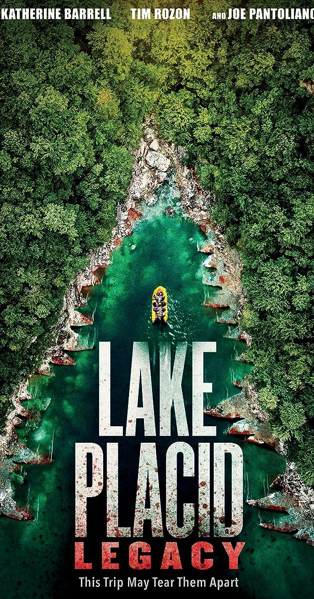 Subtitle of Lake Placid: Legacy