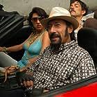 Guillermo Francella and Diego Luna in Rudo y Cursi (2008)