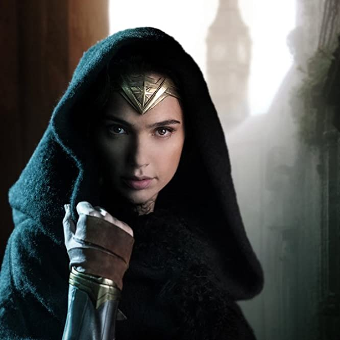 Gal Gadot in Wonder Woman (2017)