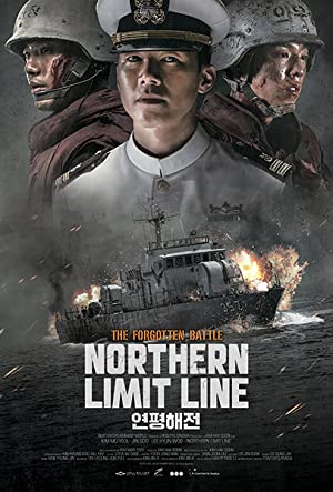 Northern Limit Line film Poster