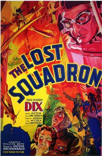 Richard Dix in The Lost Squadron (1932)