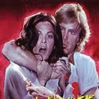 Florinda Bolkan and Ray Lovelock in La settima donna (1978)