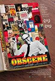 Obscene (2007) Poster - Movie Forum, Cast, Reviews