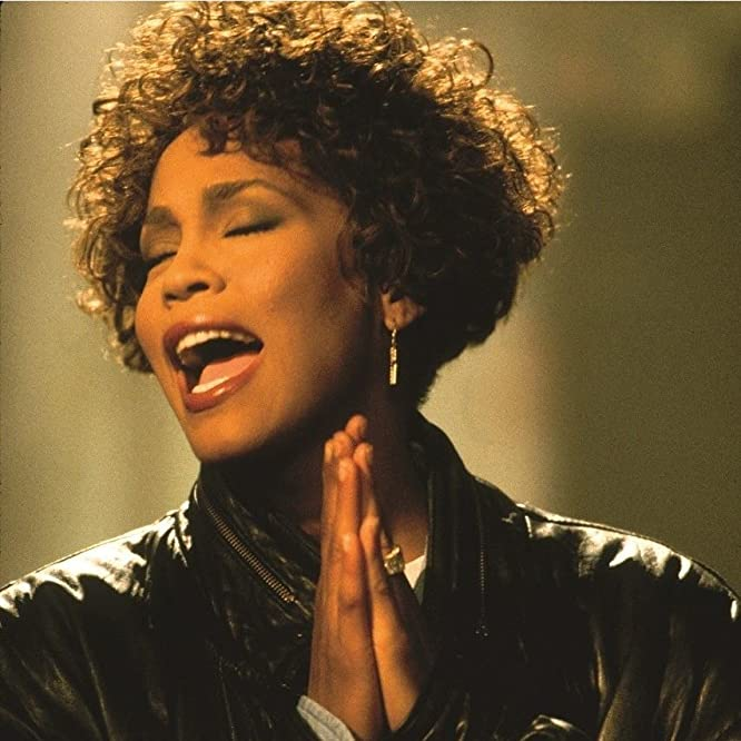 Whitney Houston in Whitney (2018)