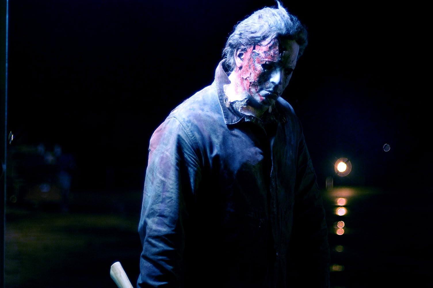 Tyler Mane in Halloween II (2009)