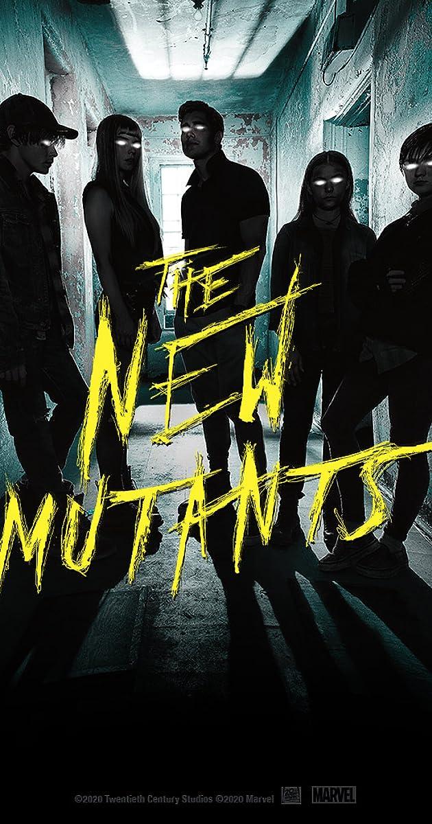 New Mutants Stream