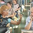 Baoqiang Wang and Zheng Xu in Ren zai jiong tu: Tai jiong (2012)