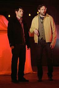 Silas Weir Mitchell and David Giuntoli in Grimm (2011)