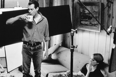 Steve Buscemi and Chloë Sevigny in Trees Lounge (1996)