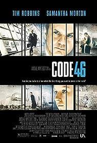 Tim Robbins and Samantha Morton in Code 46 (2003)