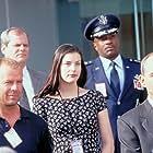 Liv Tyler, Bruce Willis, Billy Bob Thornton, Keith David, and Chris Ellis in Armageddon (1998)