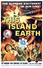 This Island Earth (1955) Poster