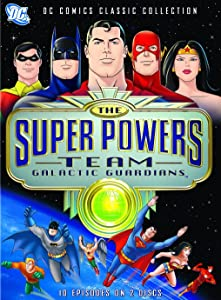 Downloads dvd free movie The Super Powers Team: Galactic Guardians by Bruce Timm [WQHD]