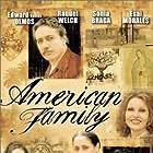 Raquel Welch, Sônia Braga, Edward James Olmos, Constance Marie, and Esai Morales in American Family (2002)