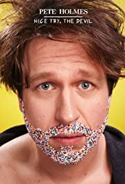 Pete Holmes: Nice Try, the Devil! (2013) Poster - TV Show Forum, Cast, Reviews