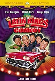 The Original Latin Kings of Comedy Poster
