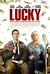 Colin Hanks and Ari Graynor in Lucky (2011)