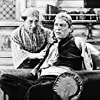 Lon Chaney and John George in The Unknown (1927)