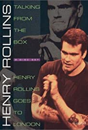 Rollins: Talking from the Box Poster